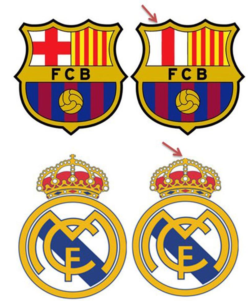 Эмблема клуба барселона 6